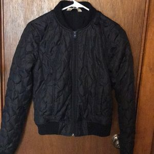 Black Hollister Jacket